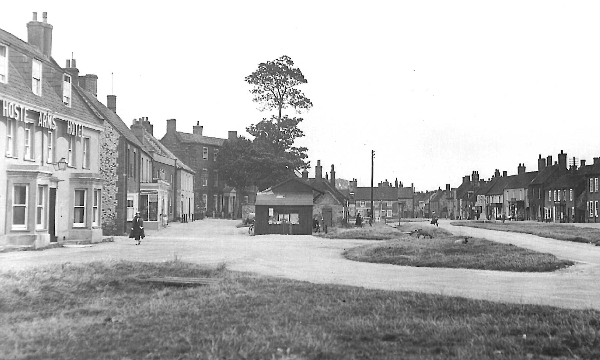 Burnham Market Village Greens